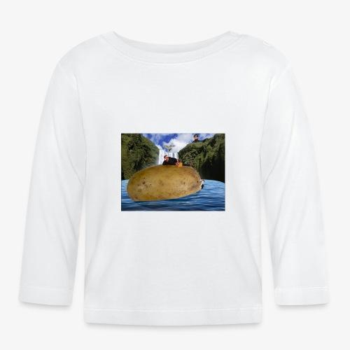 Test - Baby Long Sleeve T-Shirt