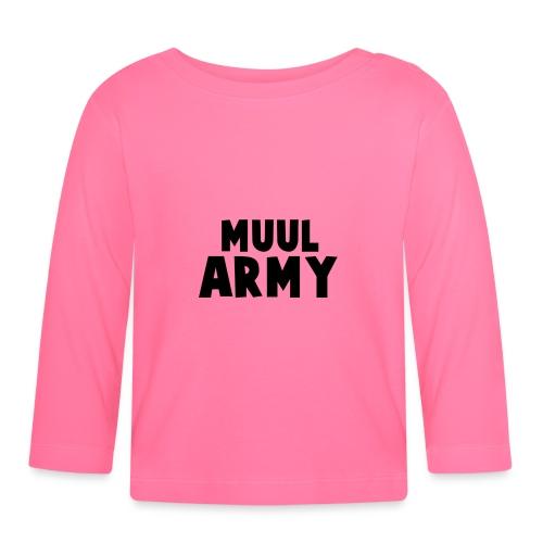 MuulArmy-Handyhülle - Baby Langarmshirt