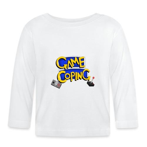 Game Coping Logo - Baby Long Sleeve T-Shirt