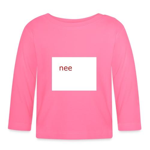 nee t-shirts - T-shirt