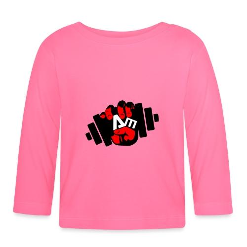 ANTONIO MESSINA ANTOFIT93 - Maglietta a manica lunga per bambini