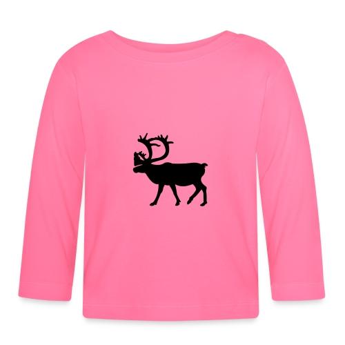 Le Caribou - T-shirt manches longues Bébé
