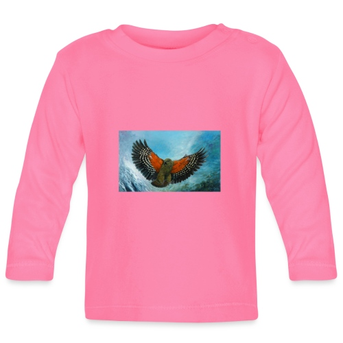 123supersurge - Baby Long Sleeve T-Shirt