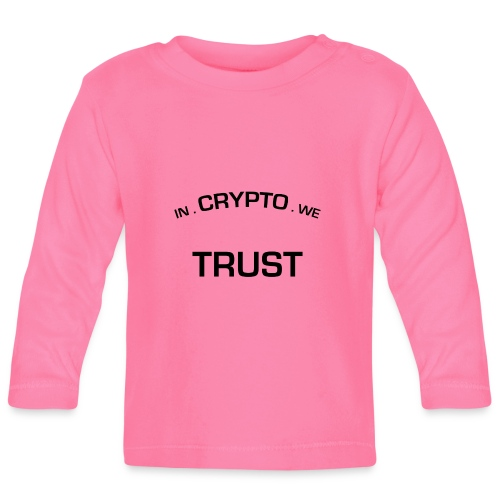 In Crypto we trust - T-shirt
