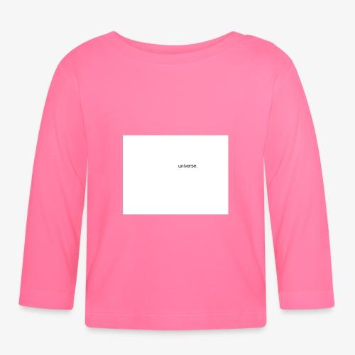 UNIVERSE BRAND SPONSOR - Maglietta a manica lunga per bambini