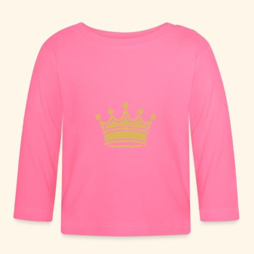 crown - Baby Long Sleeve T-Shirt