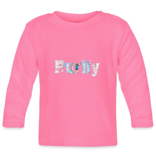 Purify - Baby Long Sleeve T-Shirt