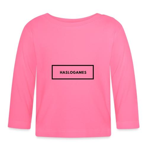 HasloGames White/Black edition! - T-shirt