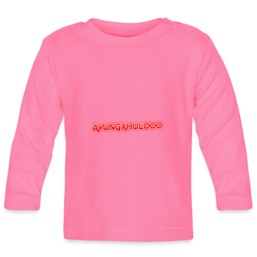 AYungXhulooo - Neon Redd - Baby Long Sleeve T-Shirt