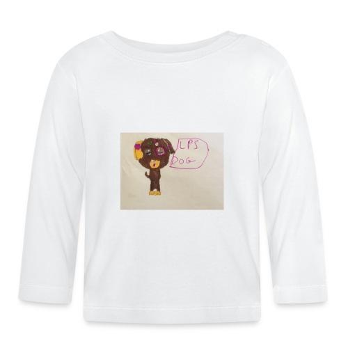 Little pets shop dog - Baby Long Sleeve T-Shirt