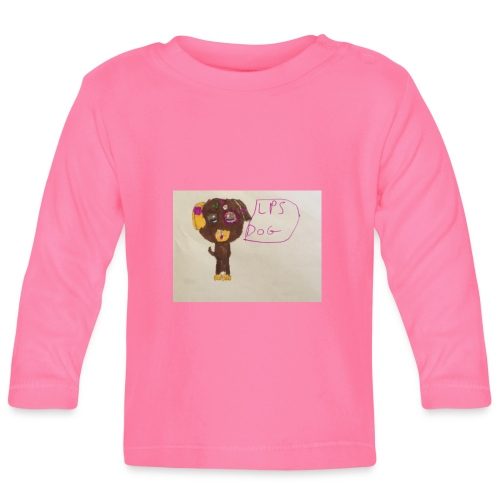 Little pets shop dog - Baby Long Sleeve T-Shirt