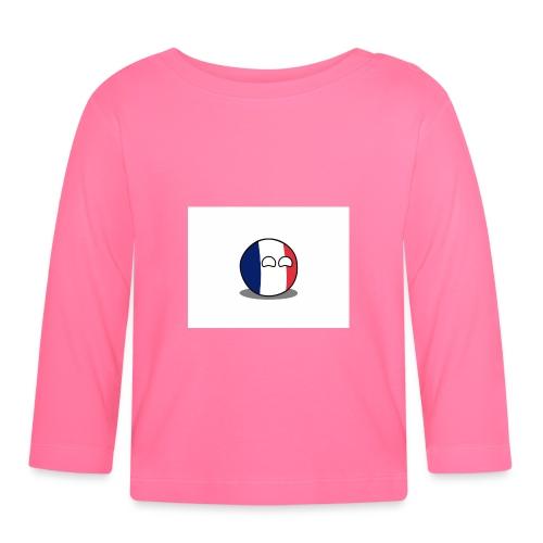 France Simple - T-shirt manches longues Bébé