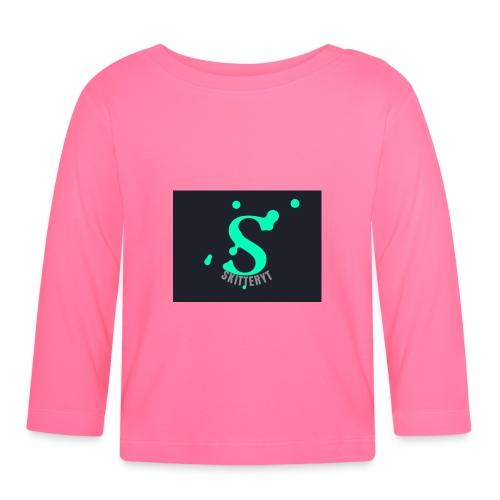skitterYT - Långärmad T-shirt baby