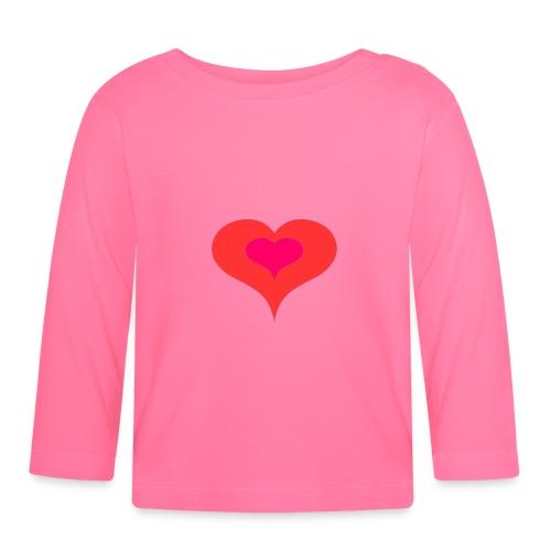 Corazon II - Camiseta manga larga bebé