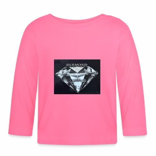 Diamond - Långärmad T-shirt baby