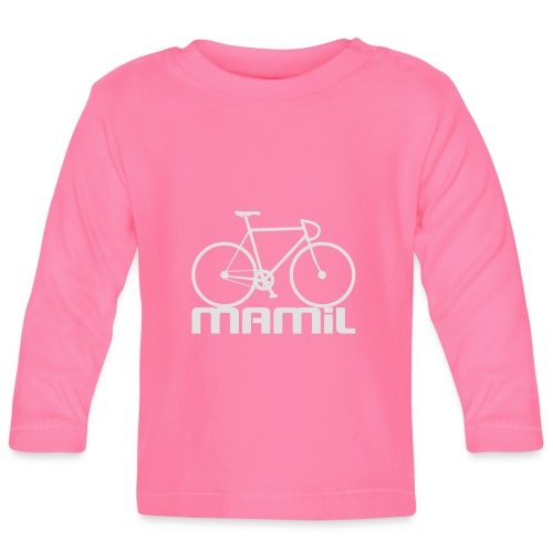 MAMiL Water bottle - Baby Long Sleeve T-Shirt