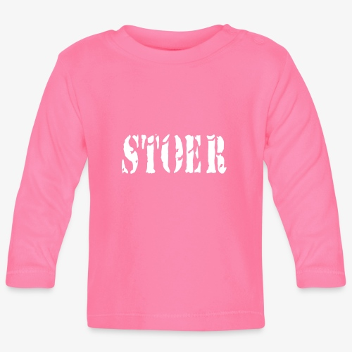 stoer tshirt design patjila - Baby Long Sleeve T-Shirt