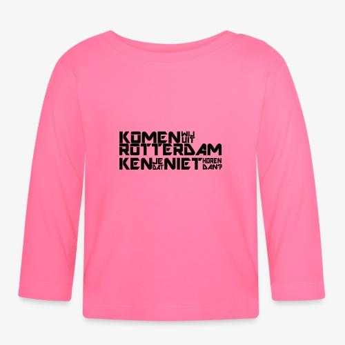 komen wij uit rotterdam - T-shirt