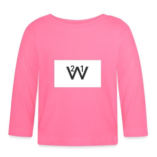 21wille Hoodie Barn - Långärmad T-shirt baby