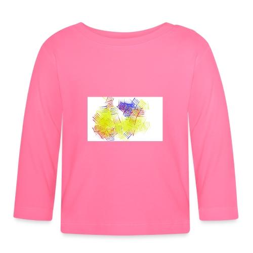 colores - Camiseta manga larga bebé