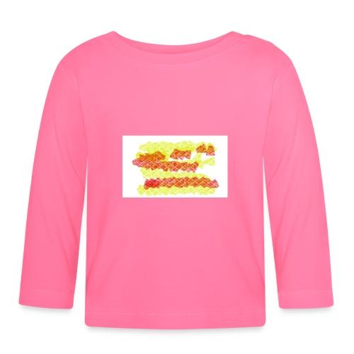 cuadros - Camiseta manga larga bebé