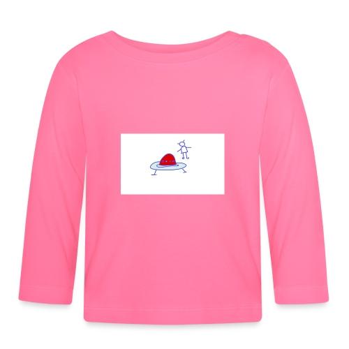 Project 3 - Camiseta manga larga bebé