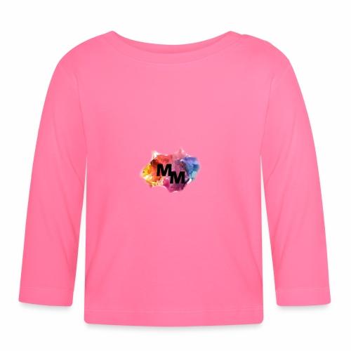 MattMonster Logo - Baby Long Sleeve T-Shirt