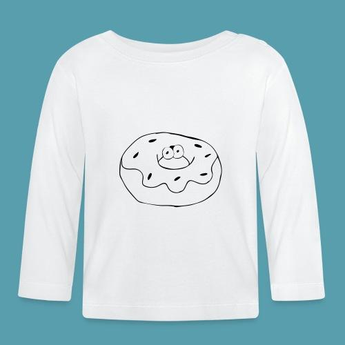 Donitsi - Vauvan pitkähihainen paita