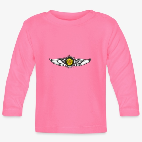 SOLRAC Wings - Camiseta manga larga bebé