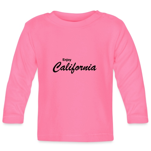 Enjoy California - Baby Langarmshirt