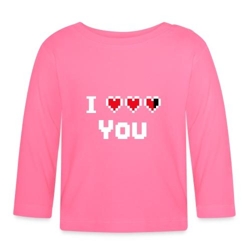 I pixelhearts you - T-shirt