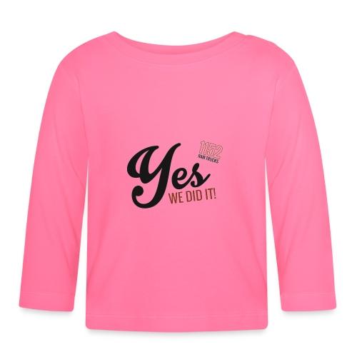YES-1152.b - Baby Langarmshirt