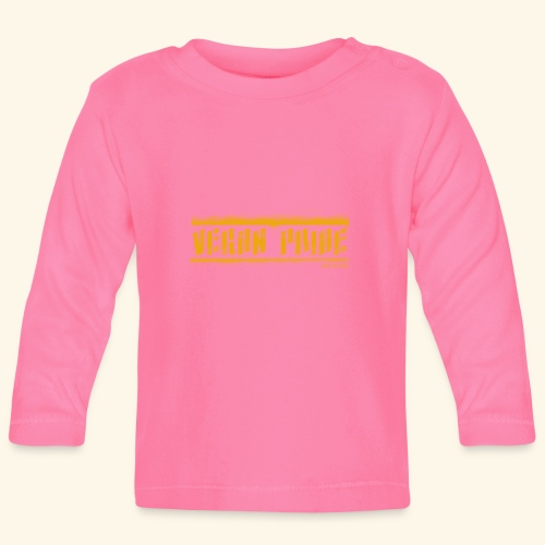 Vegan Pride - Baby Long Sleeve T-Shirt