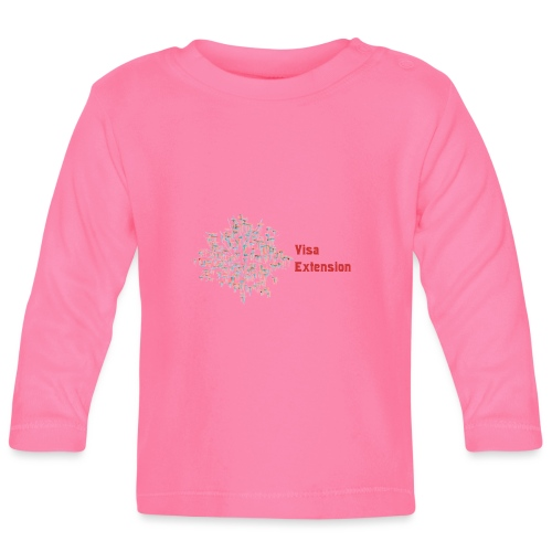 Visa Extension - Baby Long Sleeve T-Shirt