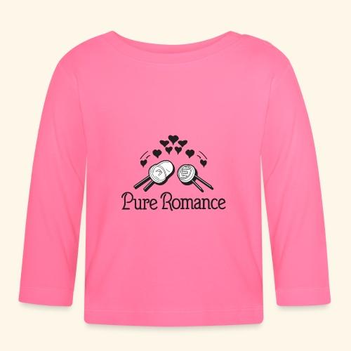 Pure Romance - Vauvan pitkähihainen paita