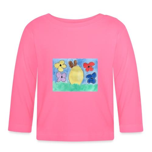 Frohe Ostern - Baby Langarmshirt