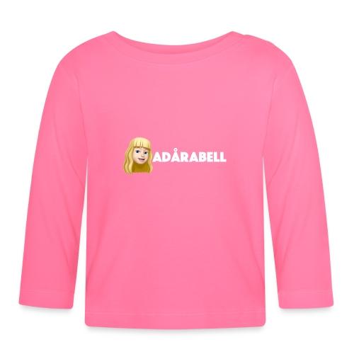 Adårabell logo - Långärmad T-shirt baby