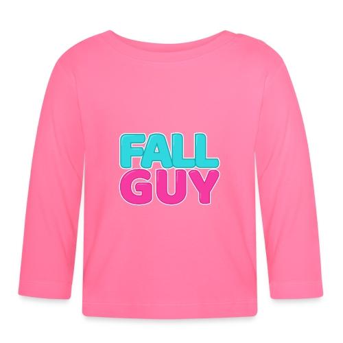 00292 Fallguy - Camiseta manga larga bebé