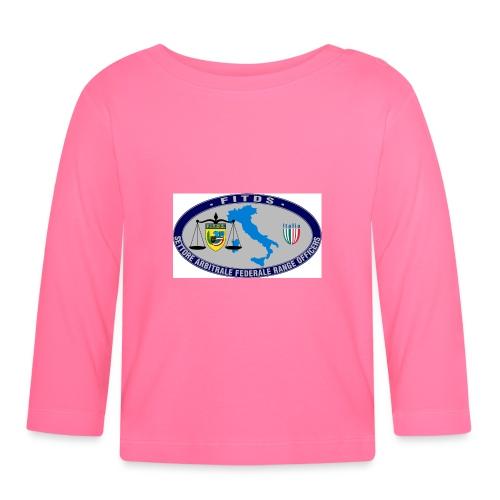 Logo SAFRO - Maglietta a manica lunga per bambini