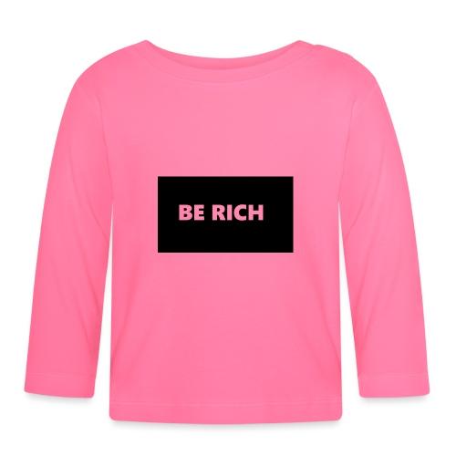 BE RICH REFLEX - T-shirt