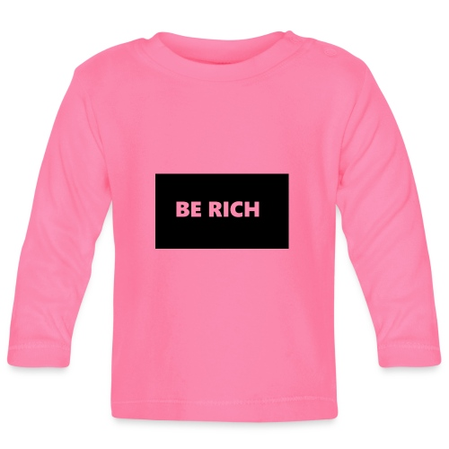 BE RICH REFLEX - T-shirt