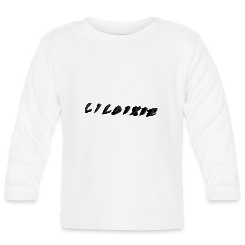 Martyric Logo Design Top Right - Baby Long Sleeve T-Shirt