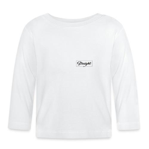 Straight - Baby Langarmshirt