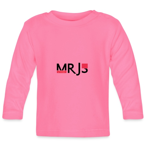 MRJS Teddy Bear - T-shirt manches longues Bébé