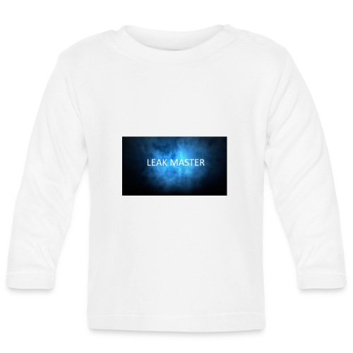 leak master - Baby Long Sleeve T-Shirt