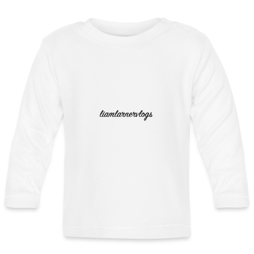 LiamLarnerVlogs - Baby Long Sleeve T-Shirt