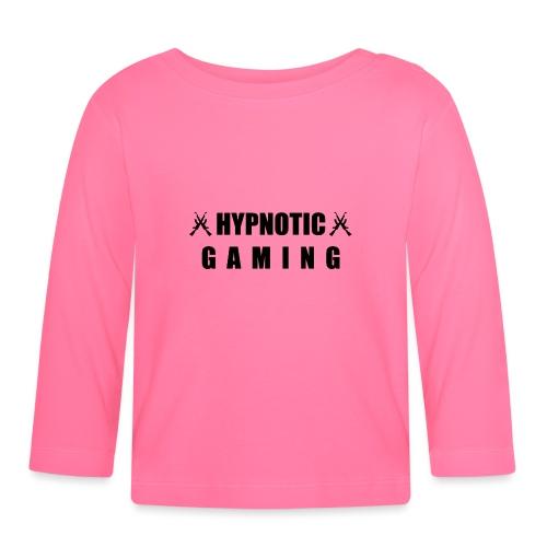 Hypn0ticTryck - Långärmad T-shirt baby
