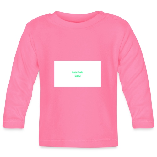 LetsTalk ColU - Baby Long Sleeve T-Shirt