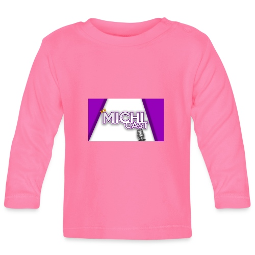 Camisa MichiCast - Baby Long Sleeve T-Shirt