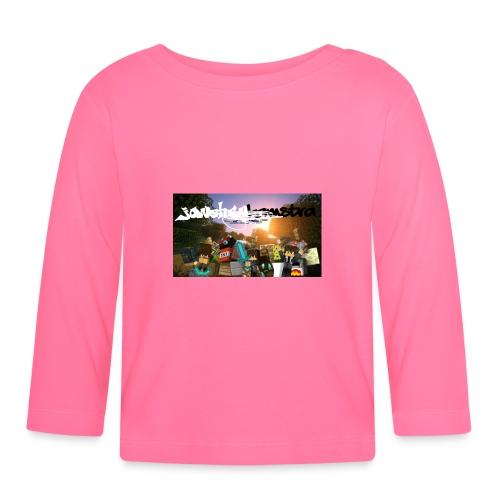 6057231244D88B5F5DED63C6F58FB0122038CBC7A63A50B55 - Baby Long Sleeve T-Shirt